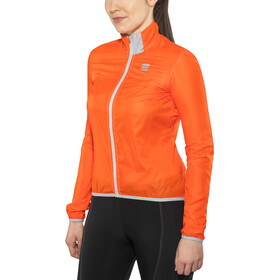 Sportful Hot Pack Easylight Chaqueta Mujer, orange sdr
